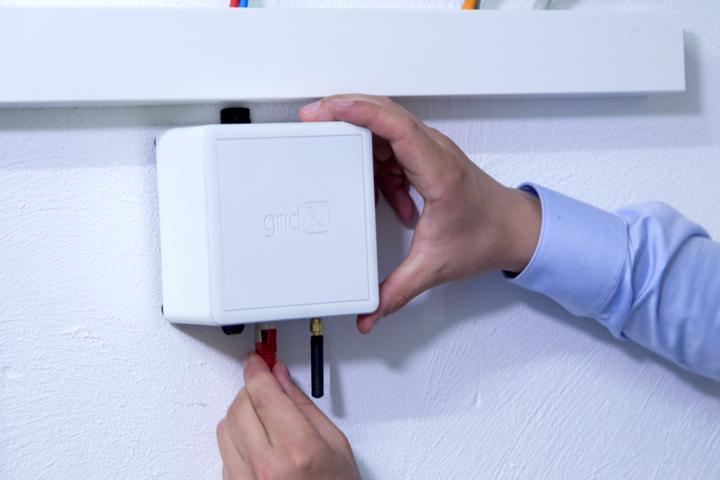 gridx - gridBox Steuerungszentrale für den Digitalen Strommarkt 2.0