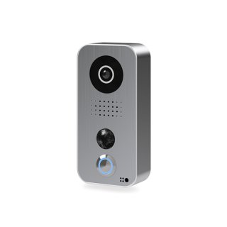 DoorBird IP Video Türstation D101S, Aufputz